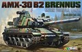 Tiger Model #4604 1/35 French AMX-30 B2 Brennus MBT