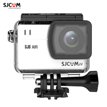 SJCAM SJ8 AIR Action Camera with 160 Degree Wide Angle Lens Diving HD Camcorder Included Waterproof Case and Accessories Kits
