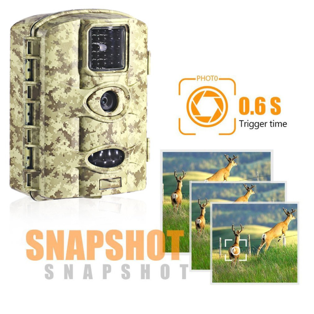 "Здесь продается  New 12MP Digital Trail Hunting Camera Game Hunting Camera With 60 Camera Lens 2.4"" LCD Screen Scouting Surveillance Camera IP65  Спорт и развлечения"