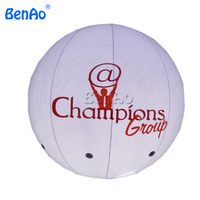 AO049 BENAO Inflatable lighted advertising balloon helium lighted advertising balloon helium outdoor Logo for free|outdoor inflatable|inflatable outdoorhelium for balloons -