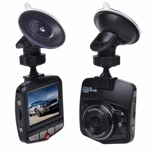 Original Novatek Full HD 1080P GT300 Mini Car DVR Camera Recorder With Night Vision G-Sensor Night Vision loop record dash cam