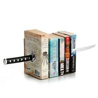 Sword Bookends With Hidden Bracket Magnetic Bookend Bookshelf Shelf Bracket Home Decor Home Office Storage Office