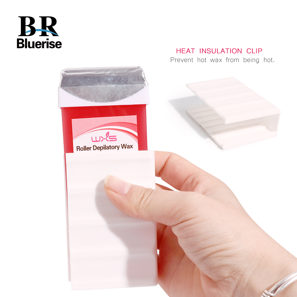 Beauty & Health ... Shaving & Hair Removal ... 32717397733 ... 4 ... Professional Wax Warmer Set Roll-On Cartridge Depilatory Wax Heater Waxing Paper Hair Removal Wax Warmer Machine Epilator kit ...
