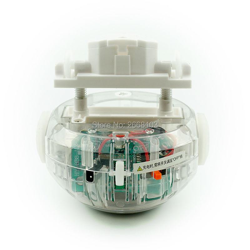 Sürətli çatdırılma Model Ulduz Döyüşləri RC BB-8 Droid Robot - Uzaqdan idarə olunan oyuncaqlar - Fotoqrafiya 6