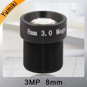 Image 1 - Yumiki 3.0 Megpixel M12 MTV 8 mét 3MP HD CCTV Ống Kính Máy Ảnh IR HD An Ninh Máy Ảnh Ống Kính Cố Định Iris