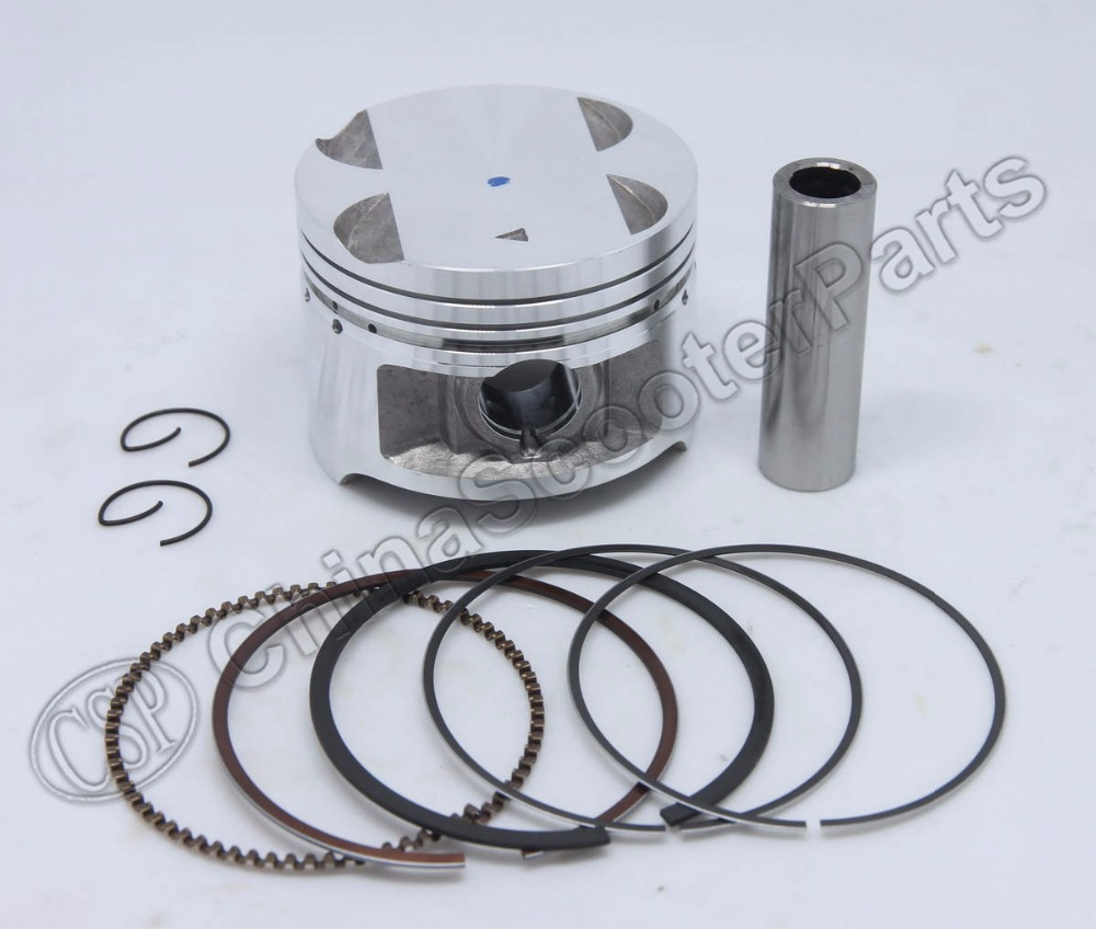 72mm 18mm piston ring Kit  GN 250cc GN250 12111-38201  DR250 GZ250 TU250 SP250  Motorcycle