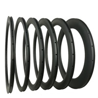 30mm 38mm 45mm 50mm 60mm 88mm carbon rims 700c carbon bicycle wheel soloteam road bike carbon wheel