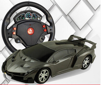 Free Shipping Hot Electronic Toy Rc Car Toys Electric Model Radio Remote Control Cars With Christmas Gift For Children In From
