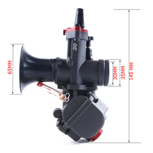 คาร์บูเรเตอร์ Koso OKO YD 28 มม.30 มม.ดัดแปลง PWK คาร์บูเรเตอร์อะไหล่สกูตเตอร์ Power Jet สำหรับ ATV รถจักรยานยนต์ Q