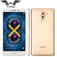 """Оригинальный Huawei Honor 6×4 г LTE Hisilicon KIRIN 655 Octa Core Dual сзади Камера 5.5 """"4 ГБ оперативная память 32 ГБ Встроенная память 1920 * 1080pix мобильного телефона"""