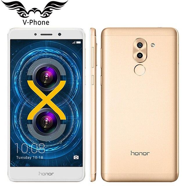 Original Huawei Honor 6X 4G LTE Hisilicon Kirin 655 Octa Core Dual...