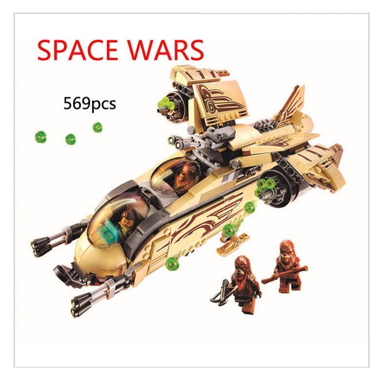 Pogo Lepin BL10377 Star Wars Building Blocks Bricks Toys Compatible Legoe