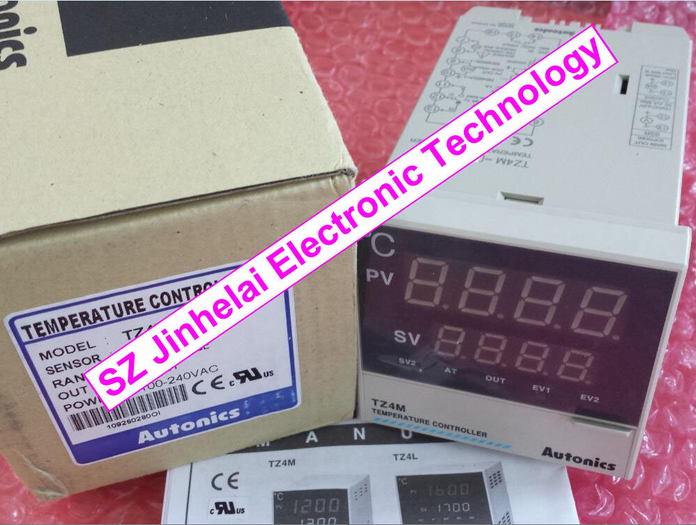 New and original  TZ4M-A4R,  TZ4M-A4S,   TZ4M-A4C    AUTONICS     AC100-240V Temperature controller new original s m c d please wait a moment