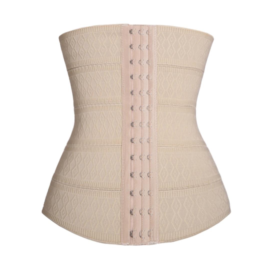 3a3934087b Women elastic band slimming band body shaper belt control tummy waist  cinchers bra lifter belly girdles firm slim stomach corset-in Waist Cinchers  from ...