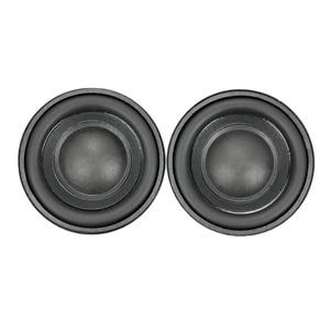 Image 3 - AIYIMA 2 шт. мини аудио динамик s 50 мм 4 Ом 5 Вт сабвуфер Мультимедийный портативный динамик усилитель звука громкий динамик DIY