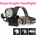 2-IN-1 Headlamp 10000 Lumen XML 5x T6 LED Bicycle Bike Light Lamp Camping lanterna Led Headlight  For Cycling linterna frontal