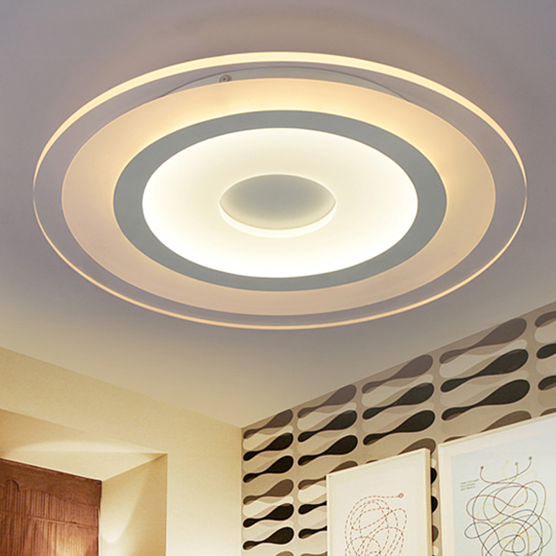 Eusolis 110 220v acrylic led lights for home luces led - Luces led para casa ...