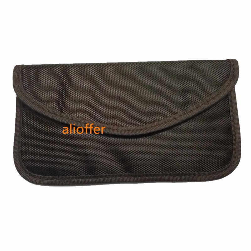 Сотовый телефон RF сигнальный щит Блокировка помех сумка Мобильный Сотовая связь чехол 6' для samsung S5 S6 анти-размагничивания с защитой от радиации