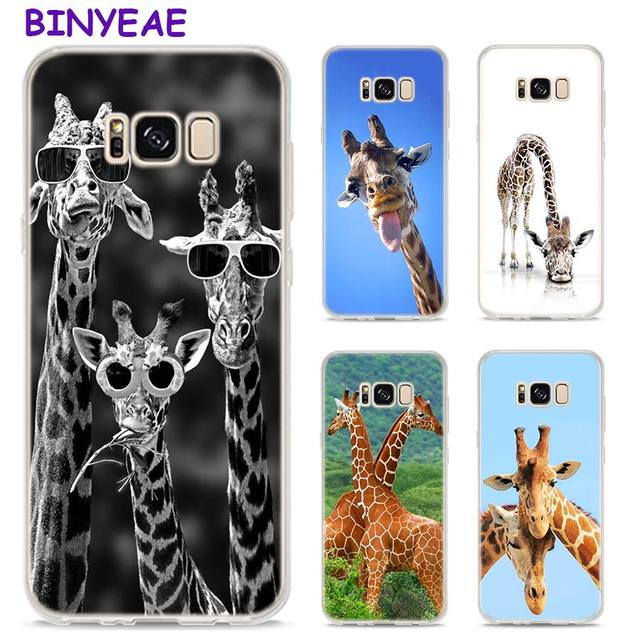 samsung s9 plus giraffe case