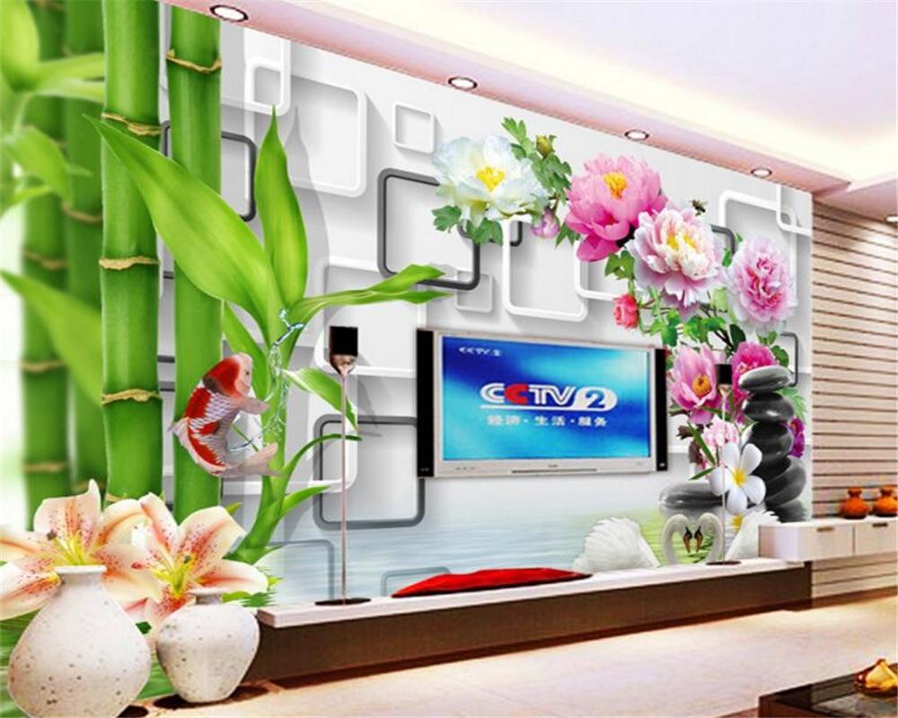 Online Shop Beibehang Custom Wallpaper Living Room Bedroom Mural