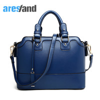 Aresland Totes Women Bag High Grade PU Leather Handbags Female Bags Women Handbags Lady S Bolsas