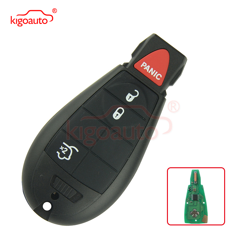 Jeep Grand Cherokee Key >> Us 10 63 41 Off 4 Fobik Key 434mhz Iyz C01c For Jeep Grand Cherokee Commander In Car Key From Automobiles Motorcycles On Aliexpress
