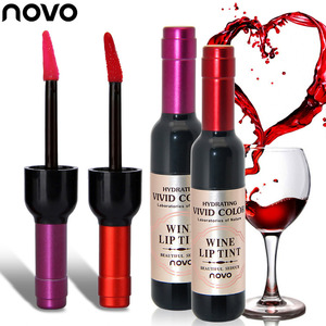 6 Colors Red Wine Bottle Shape