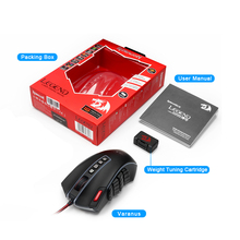 Programmable USB Wired RGB Gaming Mouse for PC