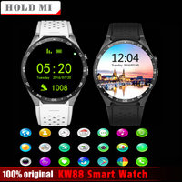 Hold Mi KW88 Android 5 1 OS Smart Watch Electronics Android 1 39 Inch MTK6580 Support