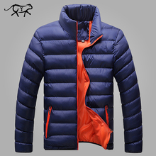 Winter Jacket Men 2017 New Spring Men's Cotton Blend Mens Jacket And Coats Casual Thick Fashion For Men Plus Clothing Male 4XL