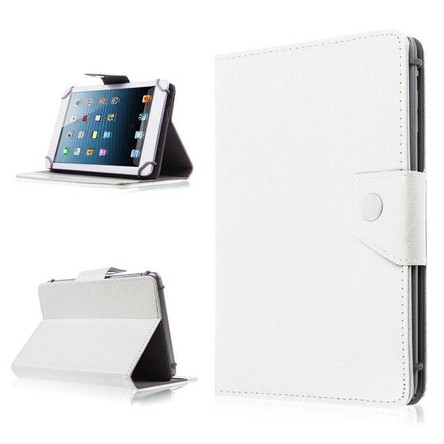 """Myslc PU Leather cover case For  Acer Iconia Tab A500/A501/A510/A511/A700/A701 10.1"""" Inch Universal Tablet"""