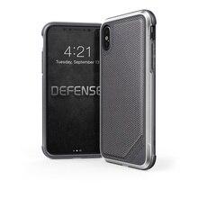X-Doria Defense Lux Premium Protective Case for iPhone X/Xs