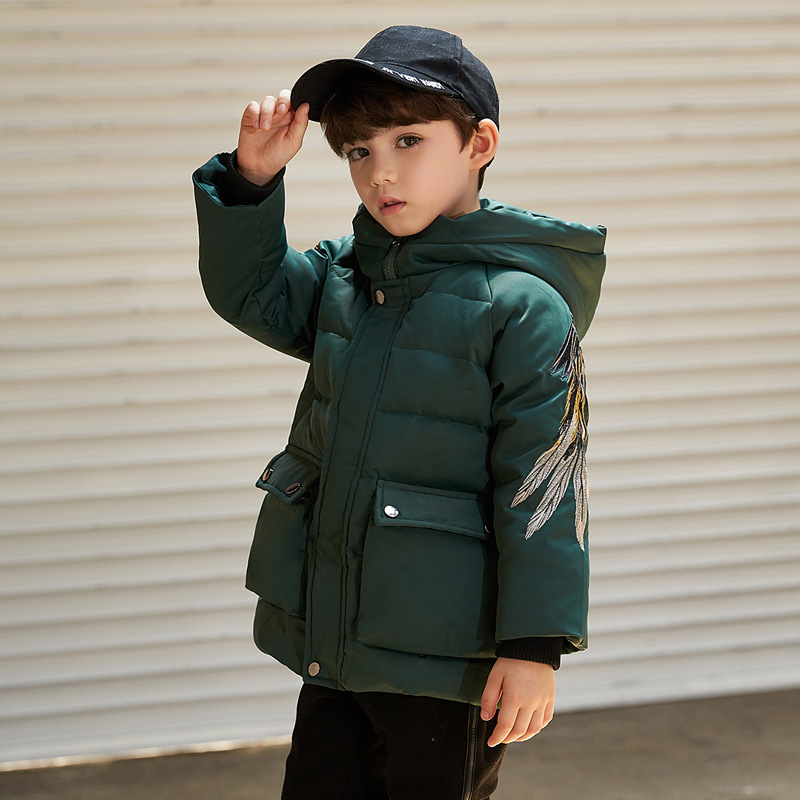 2018 the new baby boy season more special discount counters authentic coat brief paragraph children down jacket2018 the new baby boy season more special discount counters authentic coat brief paragraph children down jacket