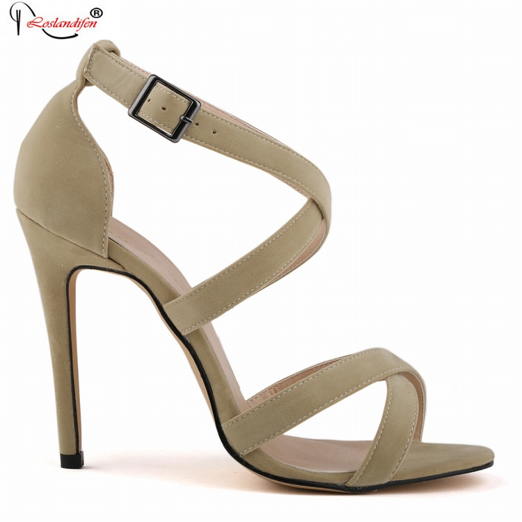 Fashion Sexy Woman High Heels Shoes Buckle Slingbacks Open Toe Thin Heel Sandals Wedding Bride Shoe White Black Sandal SMYBK-016 black 900 500 2 2 mm aluminum riot shield alloy combined shield explosion shield