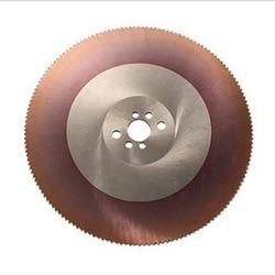 Gratis verzending van 1 st HSSM35 Co5 gemaakt zaagblad 300*32*1.0/1.2/1.6/ 2.0mm voor Staal ijzer aluminium buizen platen profiel snijden