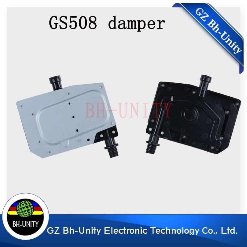 все цены на  Amazing price!! hot sale!!SPT508gs damper for spt 508gs solvent printhead digital printer machine  онлайн