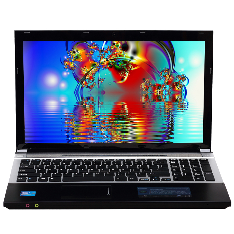 15 6inch Intel Core i7 CPU 4GB RAM 120GB SSD 750GB HDD 1920x1080P FHD WIFI Bluetooth