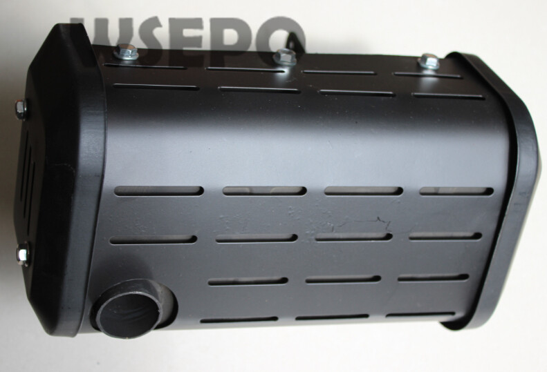 Chongqing Quality! Muffler/Silencer Assy/Exhaust Piple Assembly for 186F/FA L100 9HP Air Cooled Diesel Engine цена