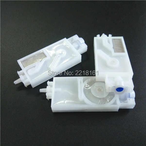 10 Pcs Gratis Pengiriman DX5 Tinta Damper Mimaki Dumper untuk JV33 JV5 Galaxy UD Printer Eco Pelarut Berbasis Air Besar peredam Konektor