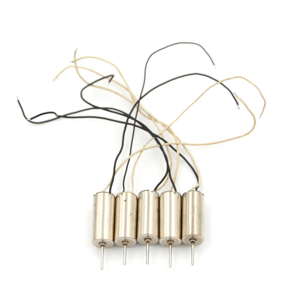 5pcs 7*16 MM DC 3V High Magnetic Coreless Motor For Remote Control Aircraft/Helicopter/Quadcopter Motor