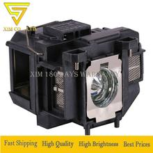 EB-S02 EB-S11 EB-S12 EB-W12 EB-W16 EB-X02 EB-X12 EB-X14 EB-X14G EH-TW550 EX3210 H494C Projector Lamp ELPL67 V13H010L67 for EPSON