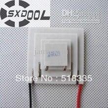 Sxdool 펠티어 4 단계 다단 냉동 TEC4 24603 열전기 냉각기 모듈 펠티어 플레이트 요소