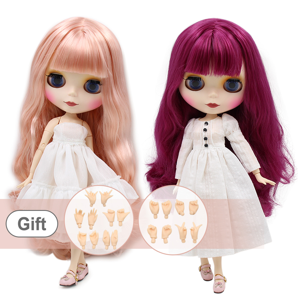ICY factory blyth doll nude joint body 1/6 BJD 30cm fashion Dolls toys gift special price on sale(China)