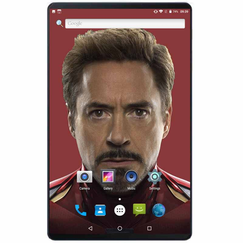 New 10 Inch 4G Phone Call Tablets Android 8.0 Octa Core 4G+64G Tablet Pc 3G 4G LTE Dual SIM Card Laptop WiFi GPS Bluetooth Tab