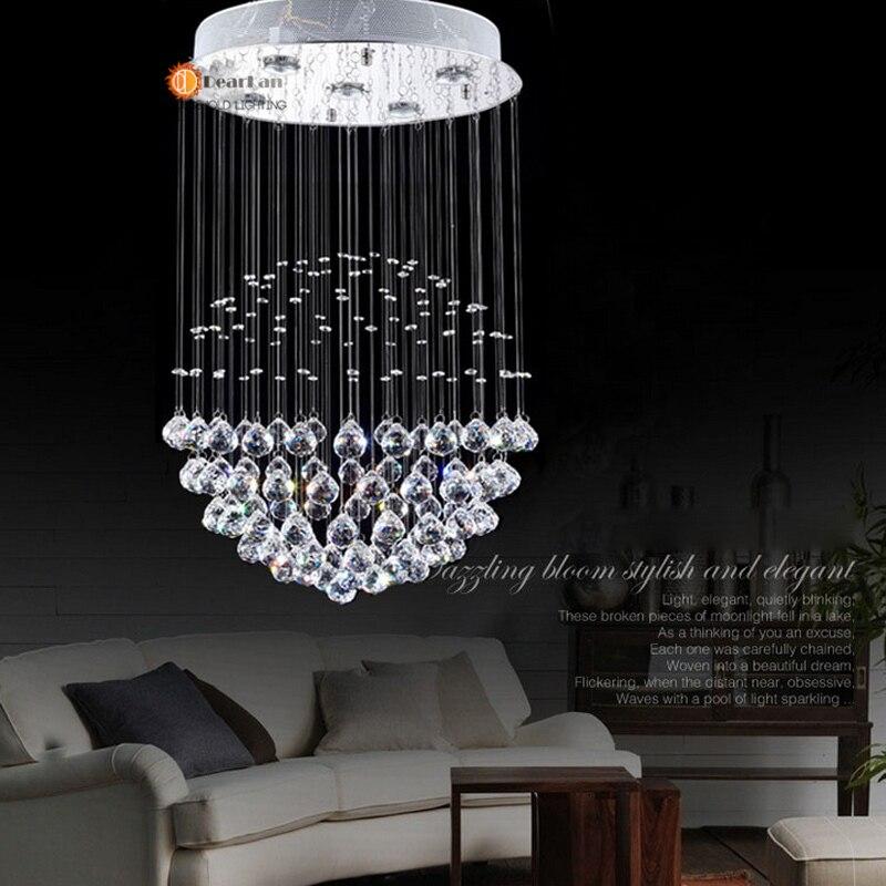 online shop moderne kroonluchters kristal hanglamp eerste niveau
