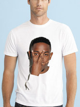Gildan KENDRICK LAMAR CELEBRITY HIP HOP KING OF MUSIC men t shirt