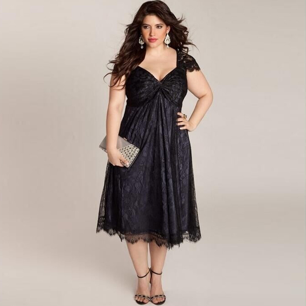 Plus Size Party Wear