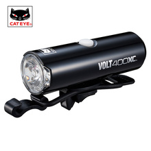 CATEYE Bicycle Light 100/200/400/500 Lumens Cycling Bike Head front Lights Torch Lamp for Accessories