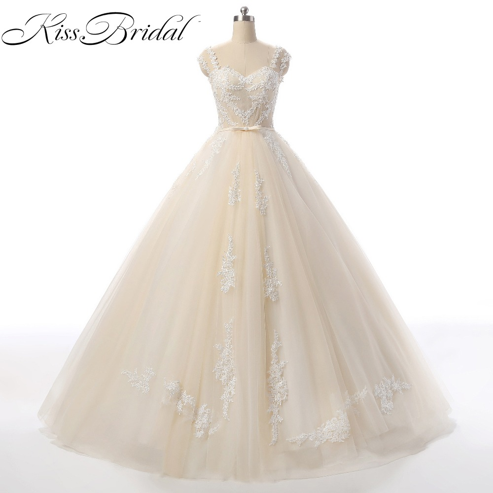 2017 Mermaid Wedding Dresses Boat Neck Sheer Long Sleeves Tulle ...