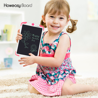 Howeasy Kids Toys LCD Writing Tablet Erase Drawing Electronic Paperless Handwriting Pad Writing Board Children Gifts 8.5 inch